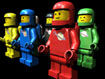 Six Minifigures